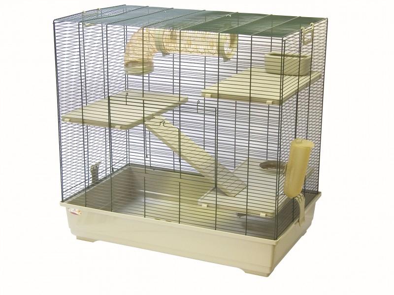 cage pour rats tom 82 cage rongeur grande taille cage rat. Black Bedroom Furniture Sets. Home Design Ideas