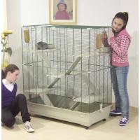 Cage pour furets et chinchillas Samo 100 cm à 120 cm