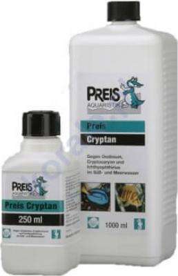 Antiparasitaire pour aquarium CRYPTAN 250 ml