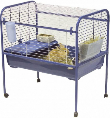 Susan Rabbit Cage with Stand