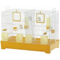 Cage double pour canaris et perruches Cova 57