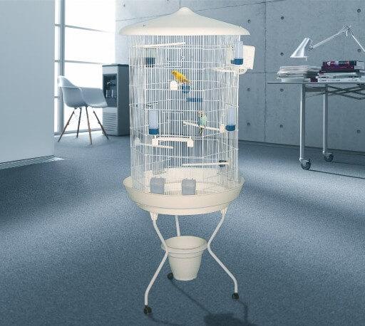 cage pour canaris et perruches cielo cage pour perruche. Black Bedroom Furniture Sets. Home Design Ideas