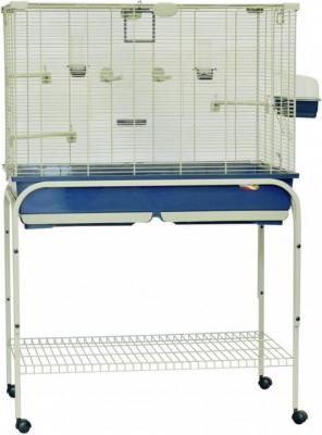 cages pour petits oiseaux zoomalia. Black Bedroom Furniture Sets. Home Design Ideas