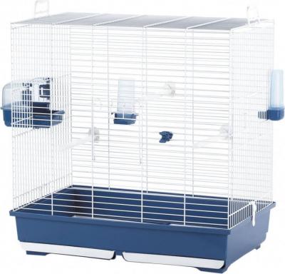 Cage pour perruches INCA 62 bleue
