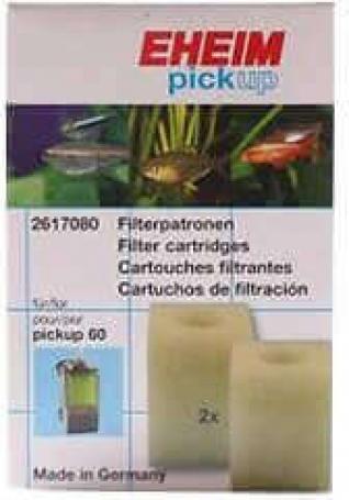Cartouches filtrantes pour filtre EHEIM PickUp