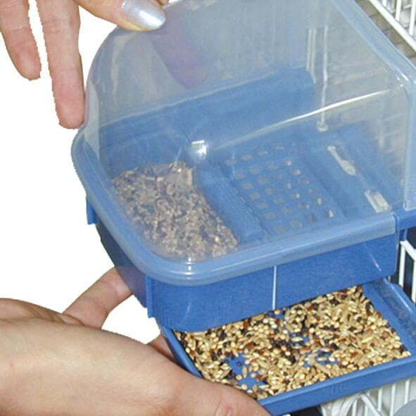 mangeoire pour petits oiseaux neva accessoires pour oiseaux. Black Bedroom Furniture Sets. Home Design Ideas