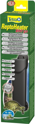 Tetra ReptoHeater RHT 50 - Chauffage compact pour aquaterrarium