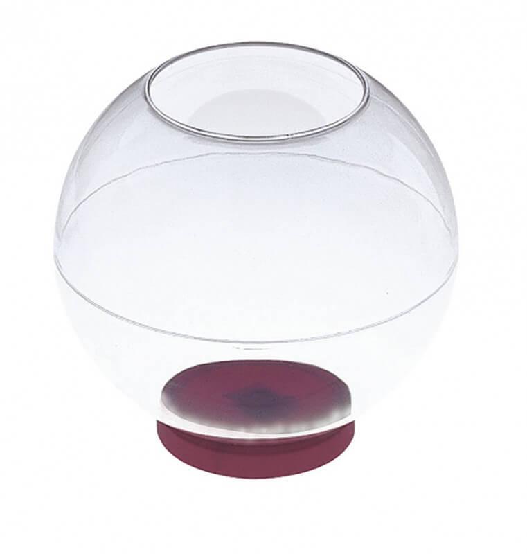 Aquarium boule pour poissons boccia aquarium et meuble for Aquarium boule