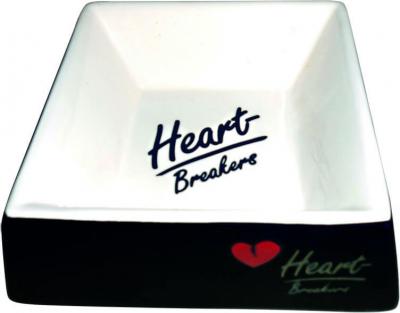 """Comedero de cerámica """"Heartbreakers Lunchley"""""""