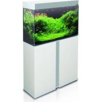 Meuble blanc pour Aquarium EMOTIONS NATURE® 80