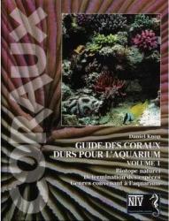 Livres sur l'environnement d'eau de mer et récifal