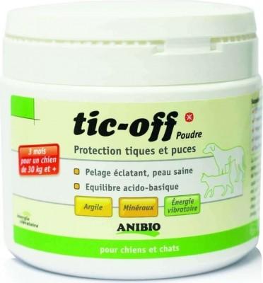 TIC-OFF - Protección garrapatas y pulgas para añadir a la comida