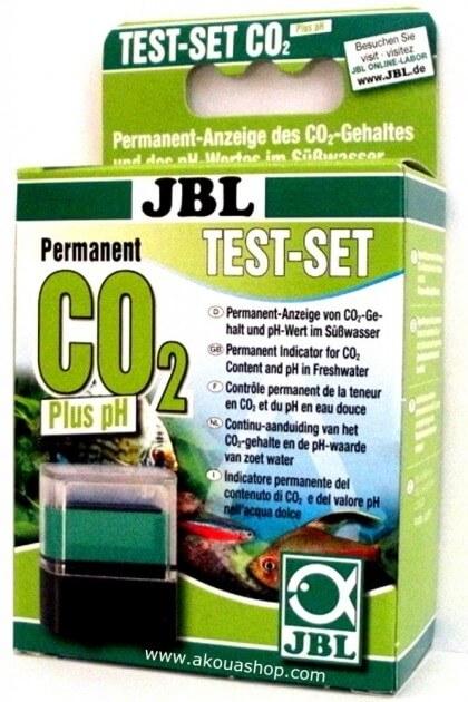 test co2 ph eau douce test et mesure de l 39 eau. Black Bedroom Furniture Sets. Home Design Ideas
