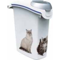 Verseuse à litière pour chat