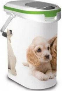 Conteneur croquettes pour chiens 4 12 et 20kg doseur et conteneur croquettes - Comparatif croquettes chien 60 millions ...