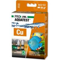 Test Cu mesure du cuivre eau douce et eau de mer