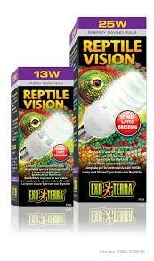 Ampoule Reptile Vision à spectre visuel reptilien_0