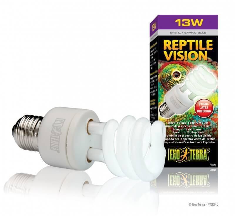 Ampoule Reptile Vision à spectre visuel reptilien_1