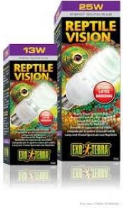 Ampoule Reptile Vision à spectre visuel reptilien