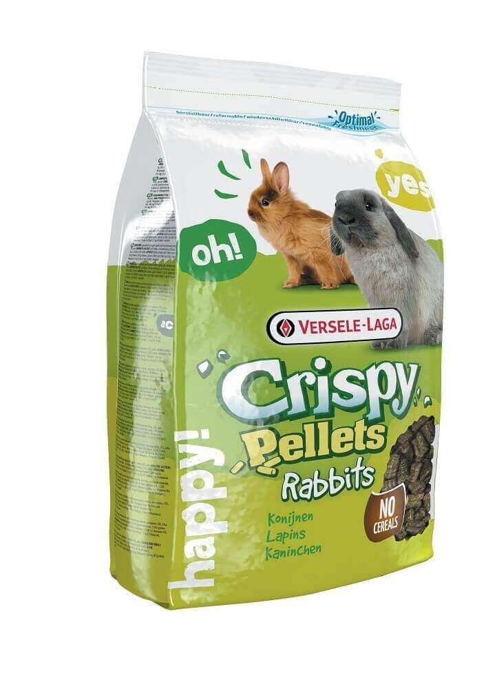 Crispy Pellets Rabbits  - Granulés complets pour lapins dans un granulé tout-en-un_0