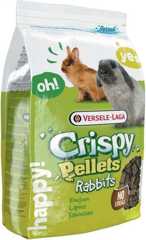 Versele Laga Crispy Pellets Rabbits Granulés complets pour lapins