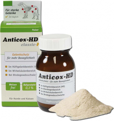 Anticox HD - Polvo para proteger de manera natural las articulaciones.