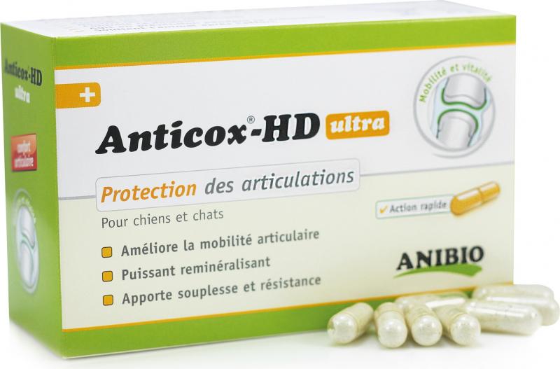 Anticox HD Ultra - Gélules pour améliorer la mobilité articulaire