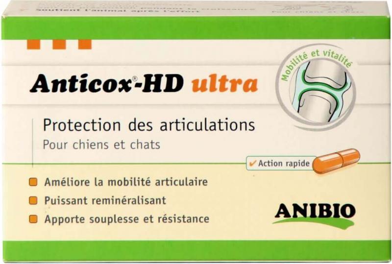 Anticox HD Ultra - Capsulas para aumentar las capacidades motrices