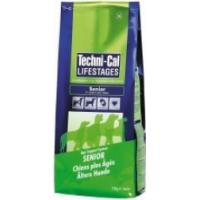 TECHNI-CAL Senior 15 kg - Alimento para perros adultos de todos los tamaños con más de 7 años