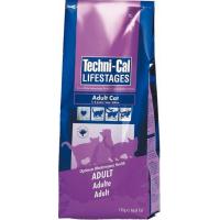 TECHNI-CAL Cat Adult 10 kg - Alimento para gato adulto de 1 a 7 años
