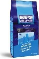 TECHNI-CAL Ocean Fish 5 kg - Aliment pour chat adulte de 1 à 7 ans
