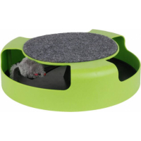 Katzenspielzeug mit falscher Maus für Katzen