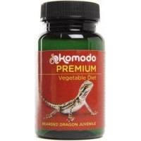 Komodo Premium Vegetable Booster for Juvenile Bearded Dragons