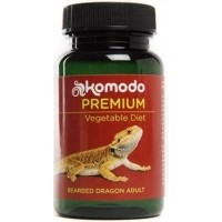 Komodo Premium Vegetable Booster for Adult Bearded Dragons