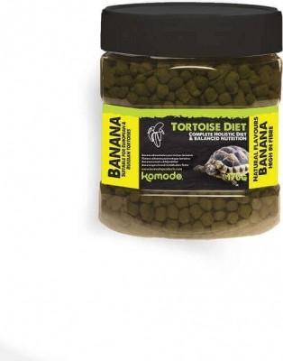 KOMODO Tortoise Diet Banana aliment holistique pour tortues terrestres