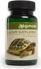 Komodo Complément alimentaire pour herbivores 115gr - Calcium et vitamines