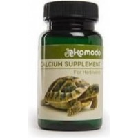 Komodo Complément Calcium et vitamines pour reptiles herbivores