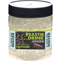 Nutrição para insetos alimentares e gel de água