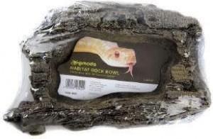 Komodo Habitat Rock Bowl - Napf für Reptilien -in 3 Größen