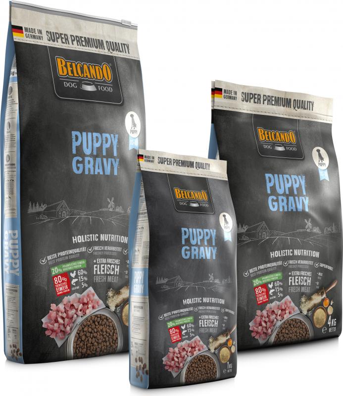 Belcando Puppy Gravy pour chiot