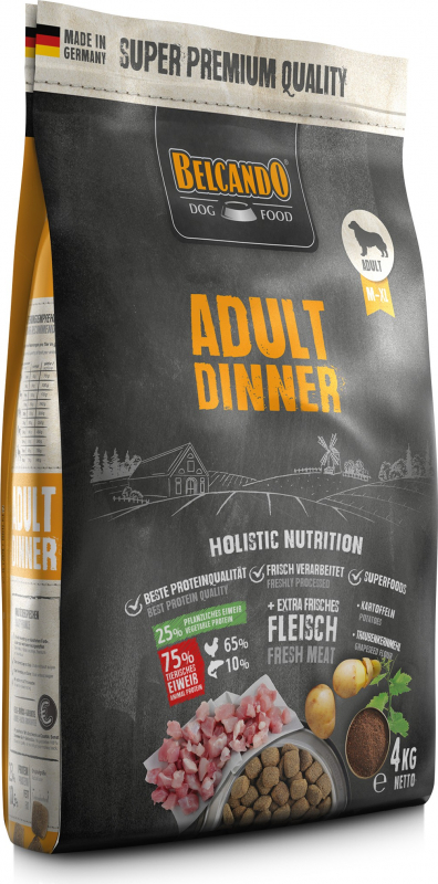 Belcando Adulte Dinner pour chien adulte