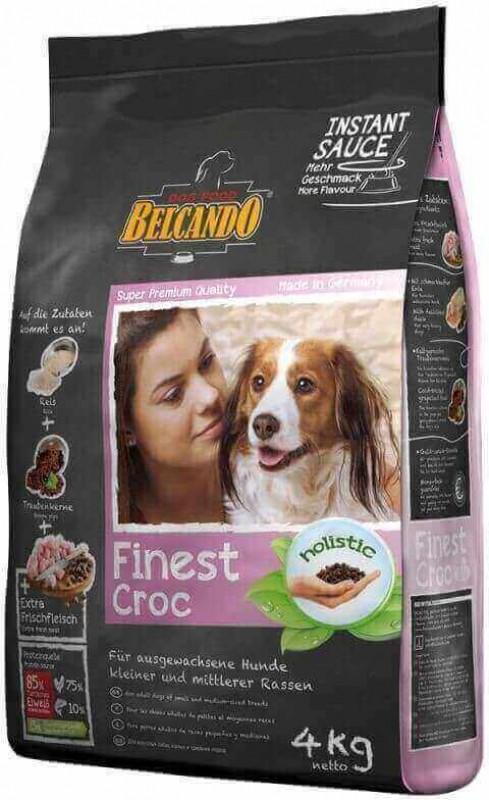 Belcando Finest Croc au canard pour chien adulte de petite et moyenne race