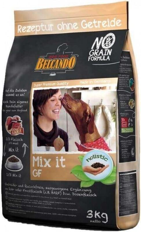 Belcando Mix it GF pour chien jeune, adulte ou âgé