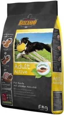 Belcando Adulte Active pour chien adulte avec une activité intense