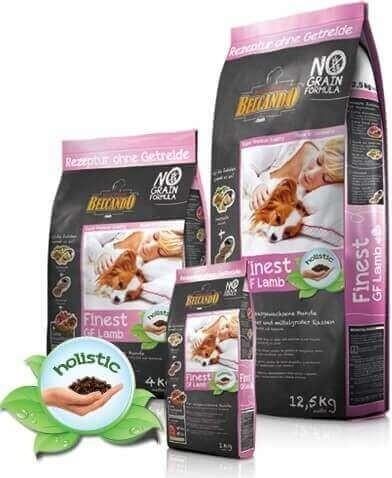 Belcando Finest GF voor gevoelige, kleine of middelgrote honden