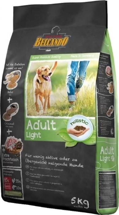 Belcando Adulte Light pour chien peu actif ou sujet à l'embonpoint