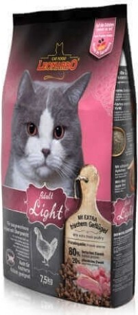 Leonardo Adult Light pour chat adulte en surpoids