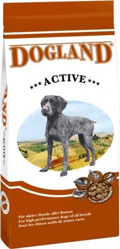 Croquettes pour chien actif de toute race - Dogland Active
