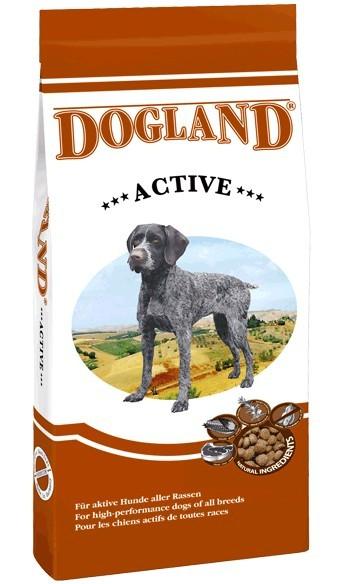 Croquettes pour chien actif de toute race - Dogland Active_0