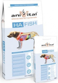 croquettes au poisson pour chien sujet des allergies. Black Bedroom Furniture Sets. Home Design Ideas